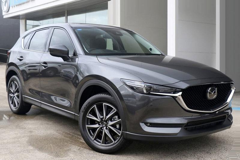 =2. Mazda CX-5 2020 (điểm an toàn: 9,9/10, giá khởi điểm: 25.190 USD).