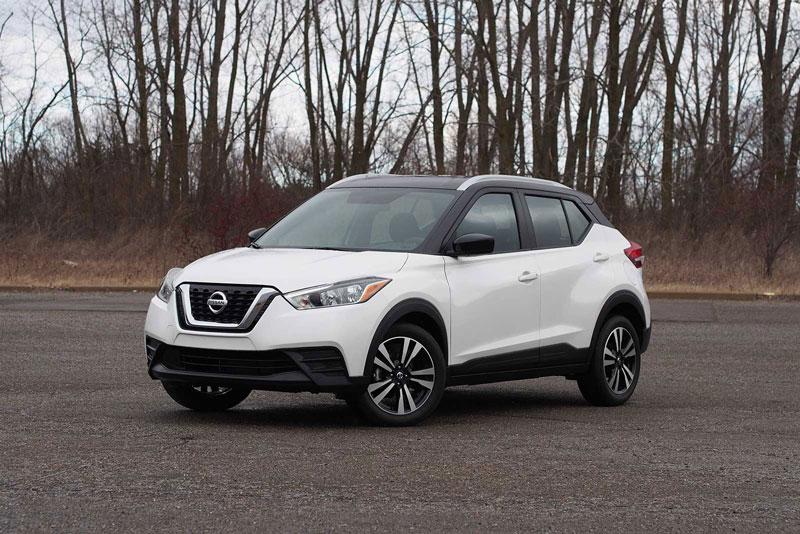 =2. Nissan Kicks 2020 (điểm an toàn: 9,9/10, giá khởi điểm: 18.870 USD).