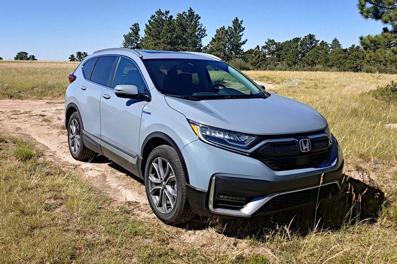 =6. Honda CR-V 2020 (điểm an toàn: 9,8/10, giá khởi điểm: 25.050 USD).