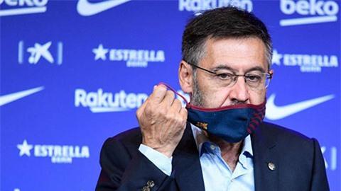 Barca đối diện viễn cảnh phải tiếp tục giảm lương