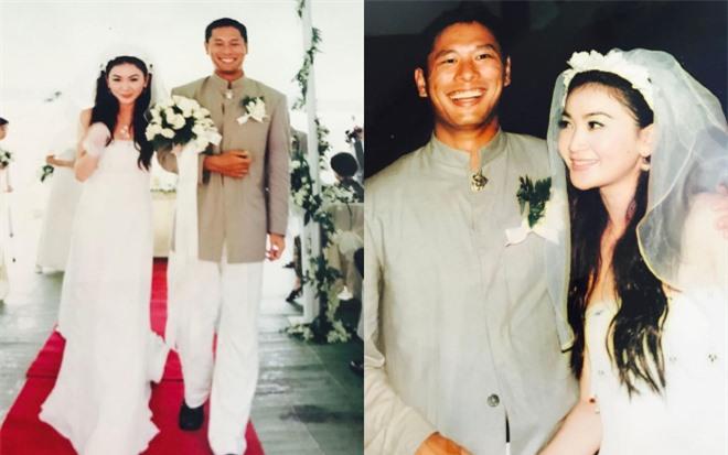 Hôn nhân 20 năm của Ôn Bích Hà