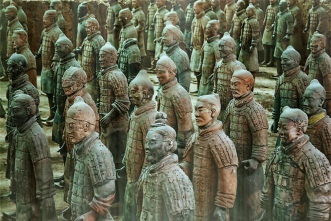 Lăng mộ Tần Thủy Hoàng vẫn chưa được khai quật hết