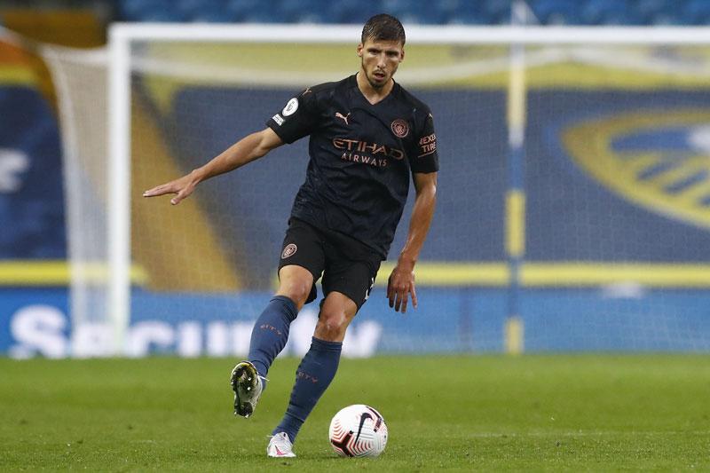 Trung vệ: Ruben Dias (Benfica qua Man City, 64,5 triệu bảng).