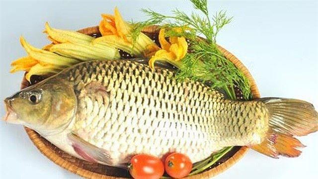 Người bệnh gout không nên ăn cá