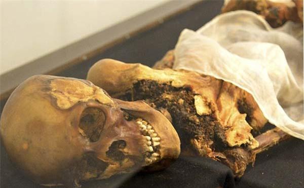 Lời nguyền của xác ướp công chúa nga là hiện tượng bí ẩn khiến nhiều người hoảng sợ.