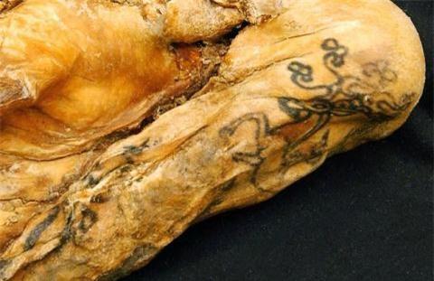 Xác ướp công chúa Altai là một trong những hiện tượng bí ẩn nhất thế giới