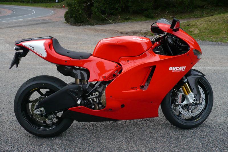 Ducati Desmosedici RR.