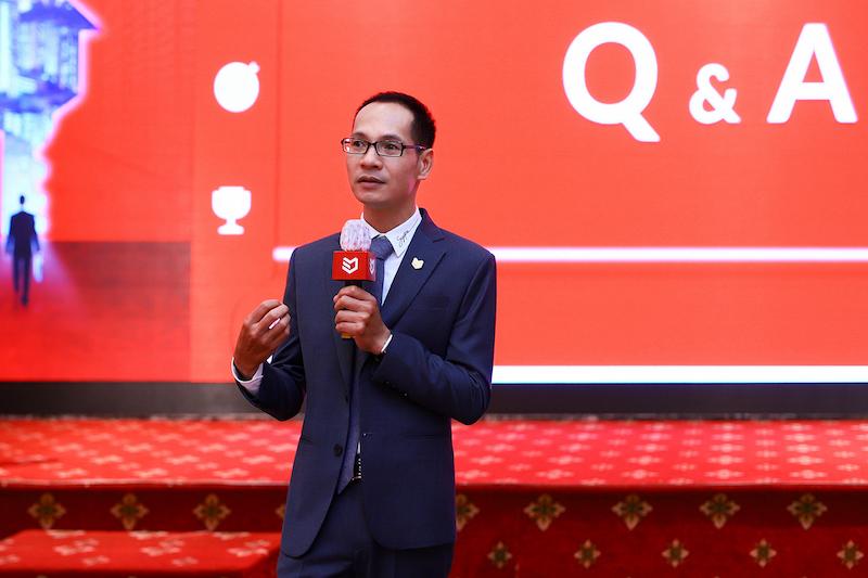 Theo ông Nguyễn Hoàng - Giám đốc R&A DKRA Việt Nam, giá căn hộ vẫn tăng bất chấp dịch bệnh.