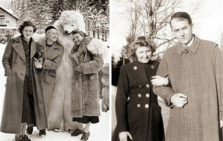 Ảnh chưa từng công bố về người vợ xinh đẹp của Hitler - 10