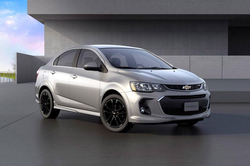 Chevrolet Sonic 2020.
