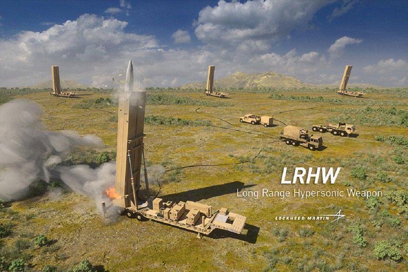 Ảnh: Lockheed Martin Corp.