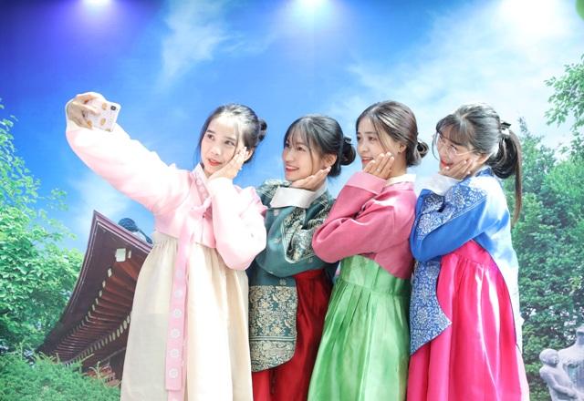 Cơ hội trải nghiệm du lịch Hàn Quốc tại sự kiện