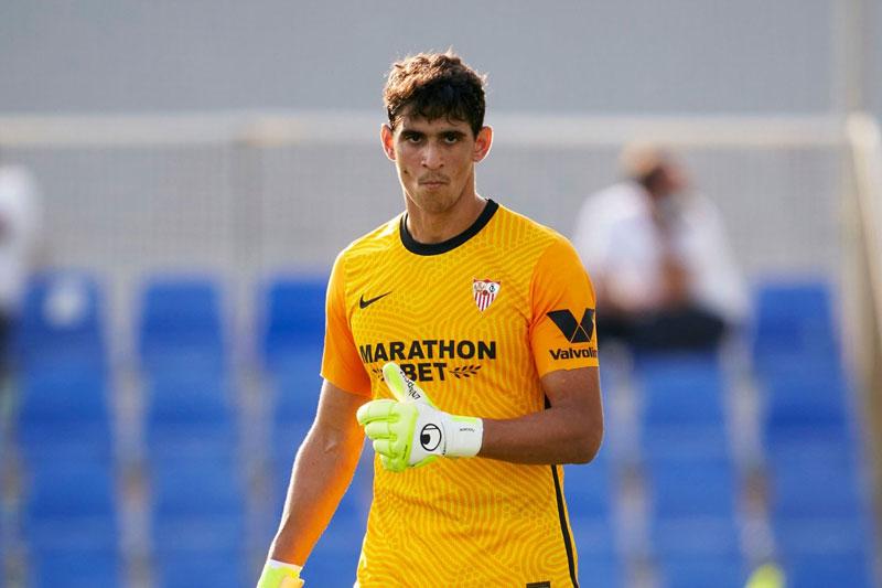 10. Yassine Bounou (Sevilla, giá trị hiện tại: 10 triệu euro, mức tăng: 7 triệu euro).