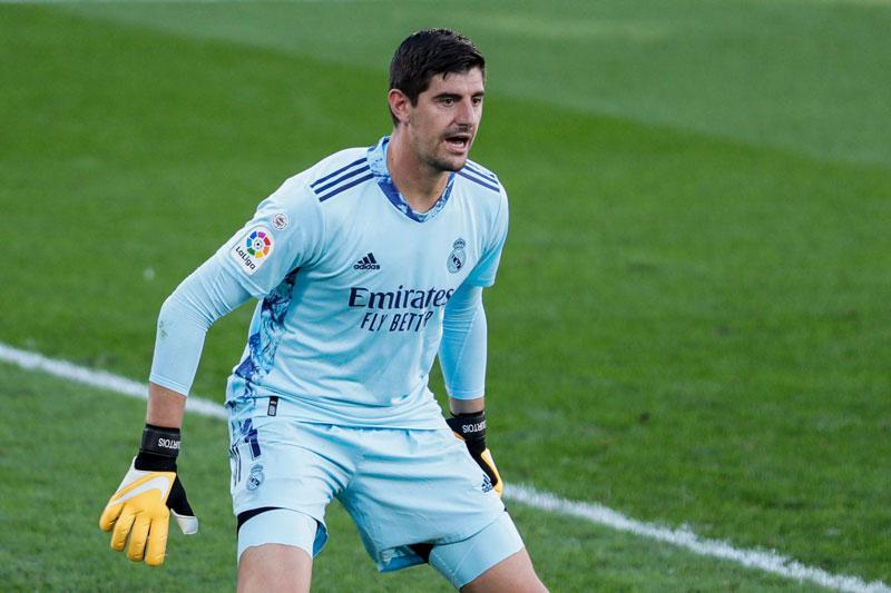 3. Thibaut Courtois (Real Madrid, giá trị hiện tại: 10 triệu euro, mức tăng: 15 triệu euro).