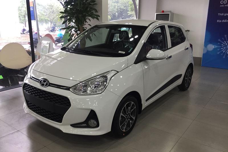 8. Hyundai Grand i10 (doanh số: 1.313 chiếc). Ảnh: Hyundai Hà Đông.
