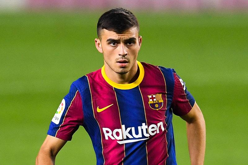 =8. Pedri (Barcelona, giá trị hiện tại: 15 triệu euro, mức tăng: 7,8 triệu euro).