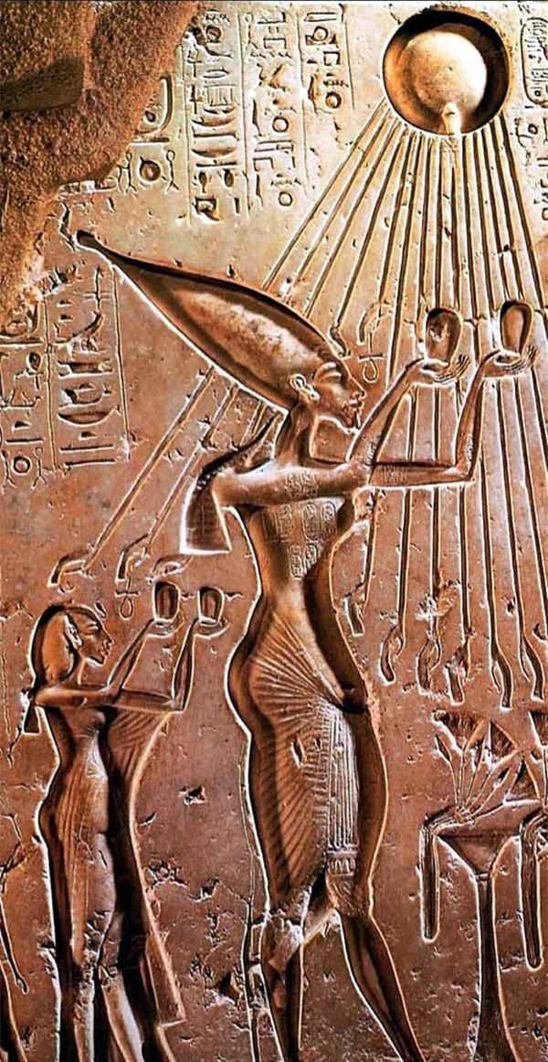 Bí ẩn về Nefertiti - nữ hoàng đẹp nhất Ai Cập với vũ điệu thoát y nổi tiếng và sự biến mất đột ngột khỏi sử sách - Ảnh 4.