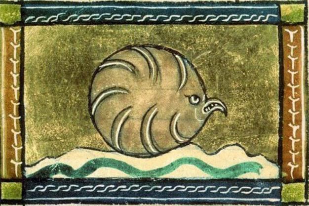 Khi họa sĩ thời Trung Cổ trổ tài vẽ lại động vật qua lời kể, con nào cũng sai trái hết hồn luôn - Ảnh 1.