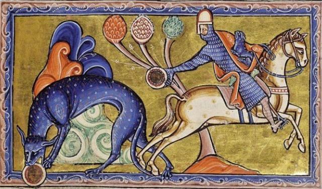 Khi họa sĩ thời Trung Cổ trổ tài vẽ lại động vật qua lời kể, con nào cũng sai trái hết hồn luôn - Ảnh 3.