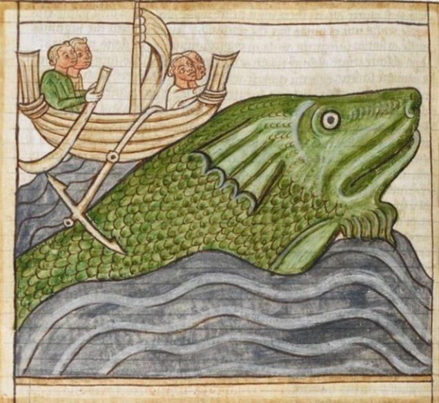 Khi họa sĩ thời Trung Cổ trổ tài vẽ lại động vật qua lời kể, con nào cũng sai trái hết hồn luôn - Ảnh 5.