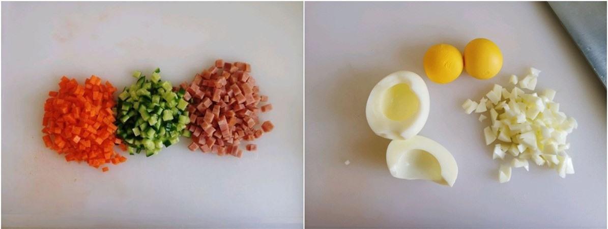 Bữa tối giảm cân ngon miệng với salad khoai tây - Ảnh 3.