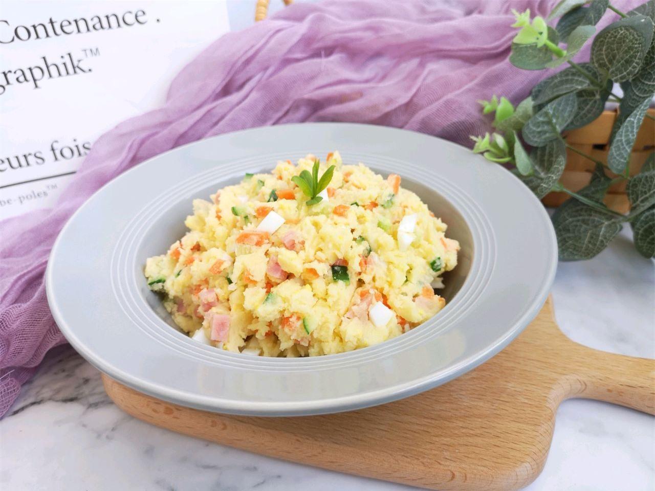 Bữa tối giảm cân ngon miệng với salad khoai tây - Ảnh 7.