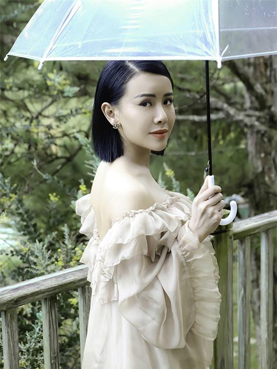 Ca sĩ Vũ Yến Ngọc.
