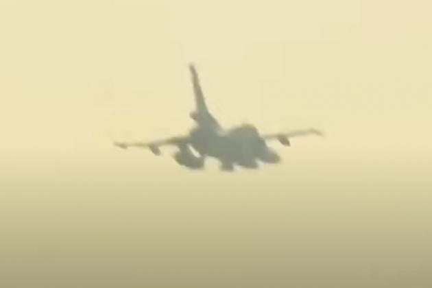Thổ Nhĩ Kỳ đã sử dụng tiêm kích F-16 để làm mục tiêu cho S-400. Ảnh: Al Masdar News.