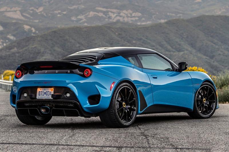 10. Lotus Evora GT 2020 (giá khởi điểm: 96.950 USD).