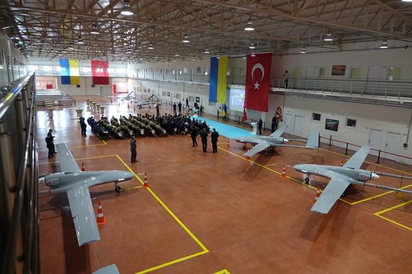 Ukraine muốn có được giấy phép lắp ráp máy bay không người lái Bayraktar TB2 của Thổ Nhĩ Kỳ. Ảnh: Defense Express.