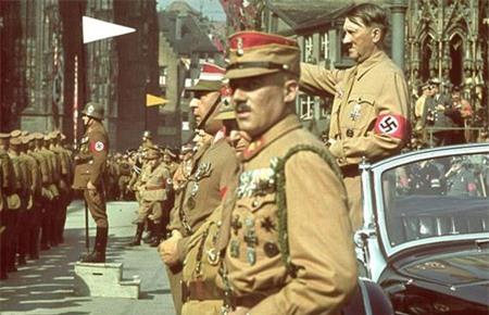 """Chùm ảnh: Hitler thời """"hoàng kim"""" - 14"""