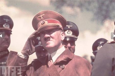 """Chùm ảnh: Hitler thời """"hoàng kim"""" - 5"""