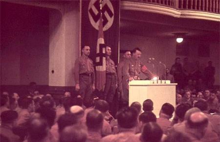 """Chùm ảnh: Hitler thời """"hoàng kim"""" - 6"""