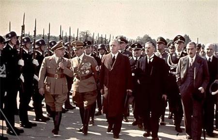 """Chùm ảnh: Hitler thời """"hoàng kim"""" - 7"""