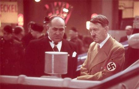 """Chùm ảnh: Hitler thời """"hoàng kim"""" - 8"""