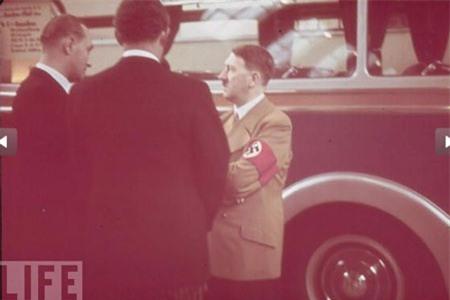 """Chùm ảnh: Hitler thời """"hoàng kim"""" - 9"""