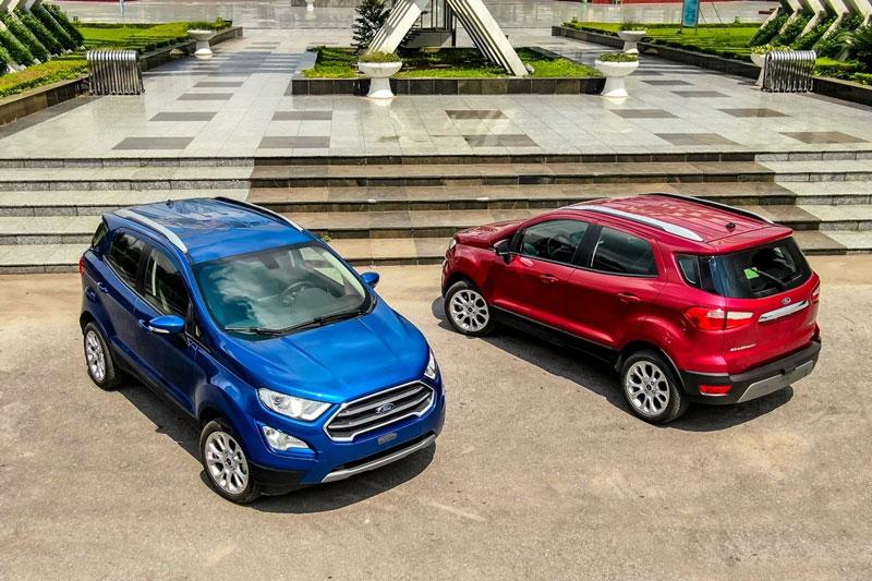 Ford EcoSport 2020.