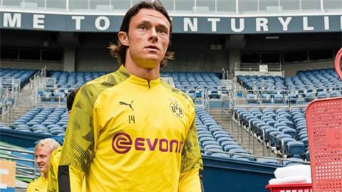 Man United từng hỏi mượn Schulz sau khi bị Dortmund từ chối bán Sancho