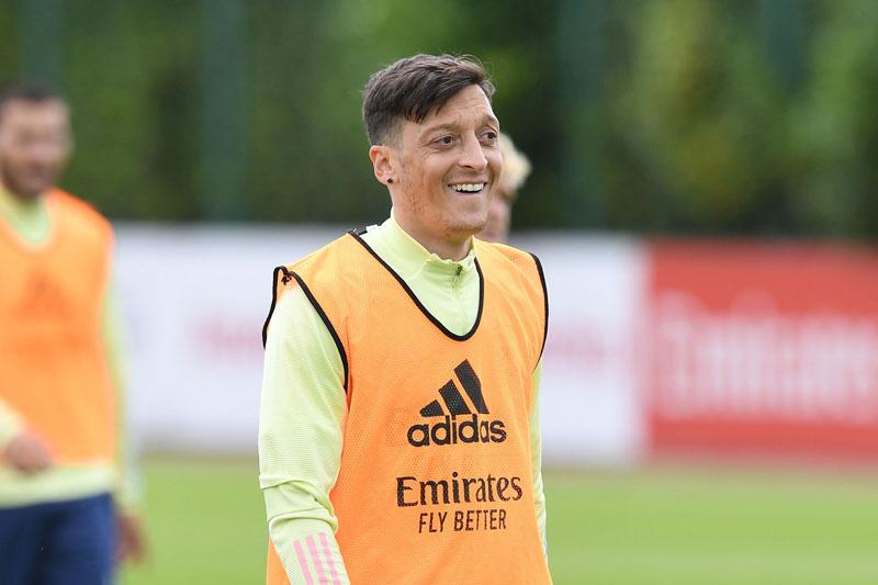 Mesut Ozil.