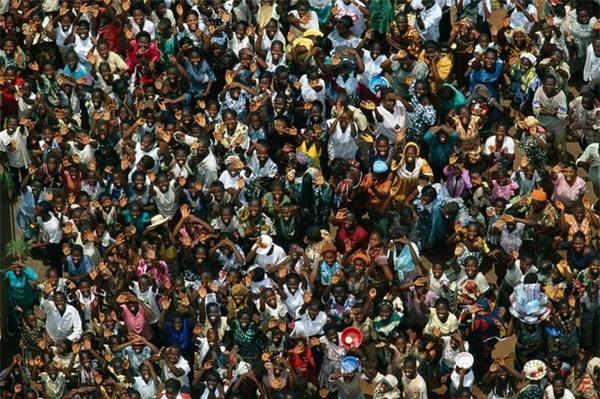 Dân cư sống trong các khu đô thị tăng gấp 3 lầnvào năm 2050. Ảnh: Business Insider