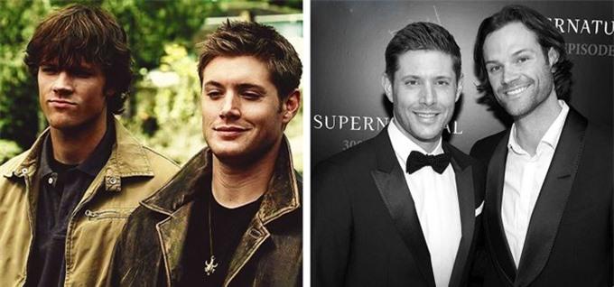 15 năm từ khi đóng phim Supernatural, Jared Padalecki và Jensen Ackles vẫn là đôi bạn không thể tách rời. Hai tài tử thường hẹn hò đi chơi với nhau và tổ chức những bữa tiệc nướng cùng gia đình.