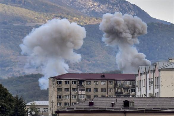 Thỏa thuận ngừng bắn nhân đạo Azerbaijan và Armenia có giải quyết mâu thuẫn sâu xa? - Ảnh 1.