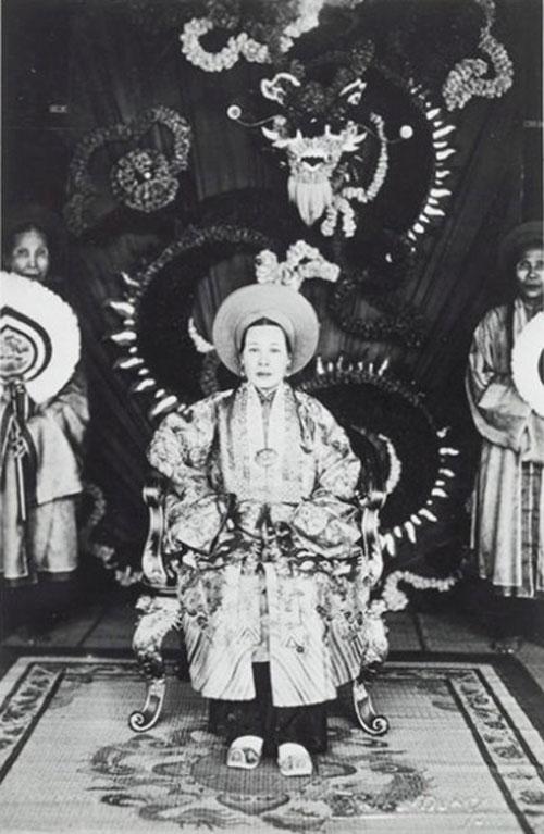 Chân dung Đức Từ Cung (Đoan Huy Hoàng Thái Hậu).