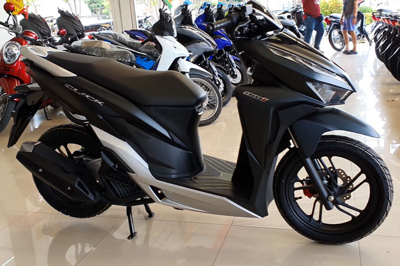 Honda Click 150i 2021.