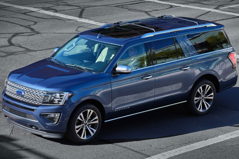 7. Ford Expedition.