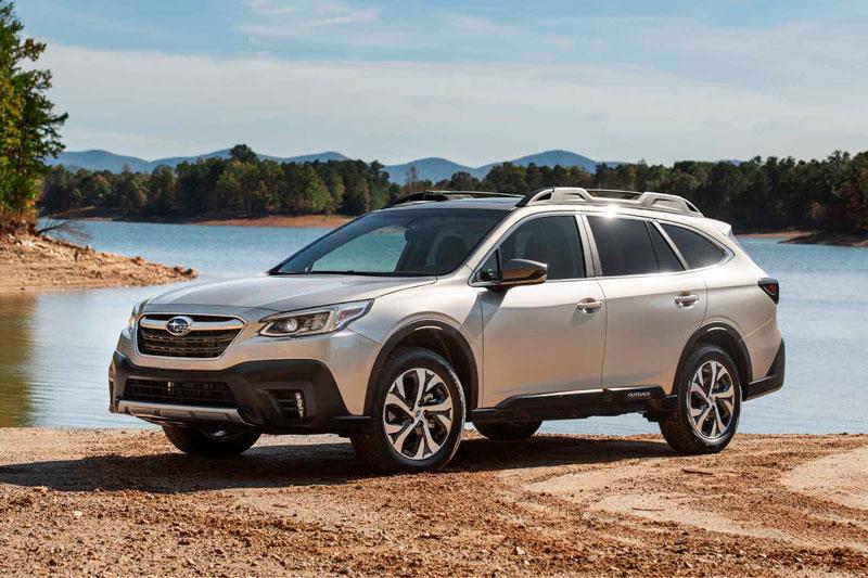 9. Subaru Outback.