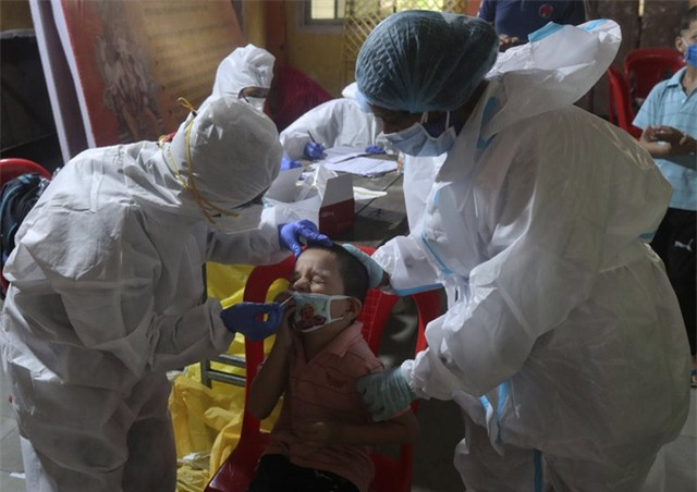 Hơn 37,7 triệu ca nhiễm COVID-19 trên thế giới, số người mắc bệnh ở Ấn Độ vượt ngưỡng 7 triệu - Ảnh 1.