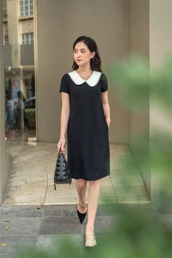Những kiểu đầm cơ bản mà mọi quý cô nên có trong tủ đồ để luôn mặc đẹp mỗi ngày - Ảnh 3