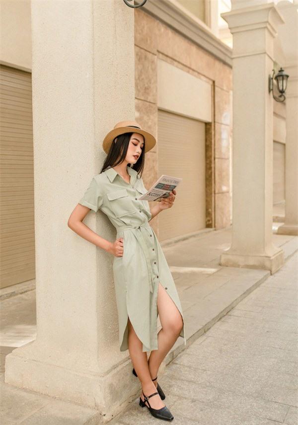 Những kiểu đầm cơ bản mà mọi quý cô nên có trong tủ đồ để luôn mặc đẹp mỗi ngày - Ảnh 6