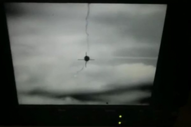 Azerbaijan tuyên bố tên lửa R-17 Elbrus của Armenia đã bị hệ thống phòng không S-125-2TM bắn hạ. Ảnh: Avia-pro.